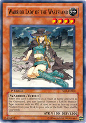 Warrior Lady of the Wasteland - SD5-EN002 - Common - Unlimited Edition