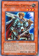 Marauding Captain - SD5-EN009 - Common - Unlimited Edition