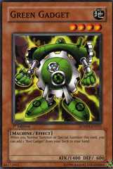Green Gadget - SDMM-EN015 - Common - Unlimited Edition on Channel Fireball
