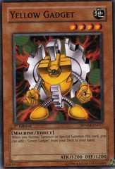 Yellow Gadget -  SDMM-EN017  - Common - Unlimited Edition