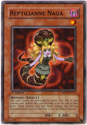 Reptilianne Naga - ABPF-EN017 - Common - Unlimited Edition