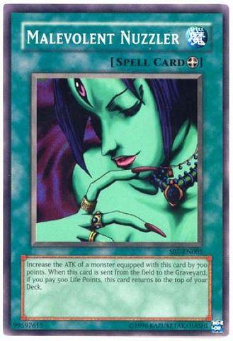 YuGiOh Upstart Goblin Unlimited Edition Moderately Played Common SRL-EN033