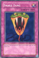 Snake Fang - SRL-EN050 - Common - Unlimited Edition