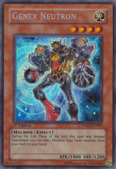 Genex Neutron - TSHD-EN097 - Secret Rare - Unlimited Edition