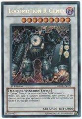 Locomotion R-Genex - HA03-EN029 - Secret Rare - Unlimited Edition on Channel Fireball