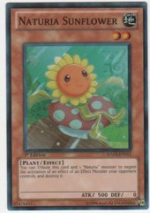 Naturia Sunflower - HA03-EN011 - Super Rare - Unlimited Edition
