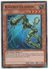 R-Genex Ultimum - HA03-EN047 - Super Rare - Unlimited Edition on Channel Fireball