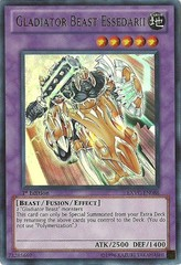 Gladiator Beast Essedarii - EXVC-EN086 - Ultra Rare - Unlimited Edition
