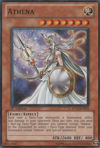 Athena - SDLS-EN012 - Common - Unlimited Edition