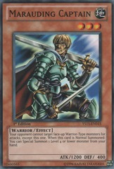 Marauding Captain - YS11-EN015 - Common - Unlimited Edition