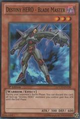 Destiny HERO - Blade Master - LCGX-EN129 - Common - 1st Edition