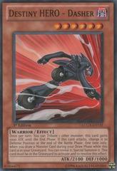 Destiny HERO - Dasher - LCGX-EN131 - Common - 1st Edition