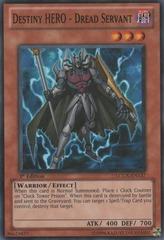 Destiny HERO - Dread Servant - LCGX-EN137 - Common - 1st Edition