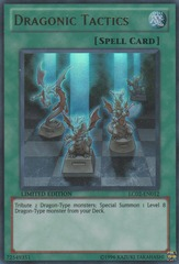 Dragonic Tactics - LC02-EN012 - Ultra Rare - Limited Edition