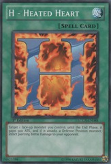 H - Heated Heart - LCGX-EN088 - Common - 1st Edition