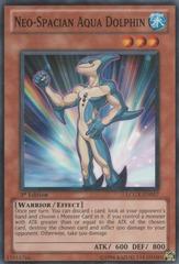 Neo-Spacian Aqua Dolphin - LCGX-EN017 - Common - 1st Edition