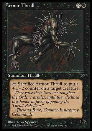 Armor Thrull (Ron Spencer)