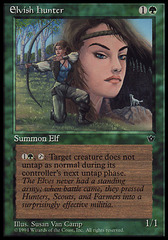 Elvish Hunter (Camp)
