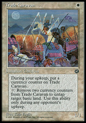 Trade Caravan (Moon Top Left)