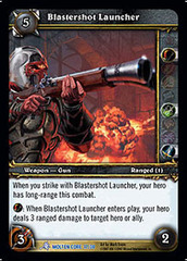 Blastershot Launcher