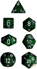34mm Speckled d20 Recon - XS2089