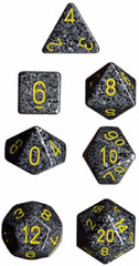 34mm Speckled d20 Urban Camo - XS2092