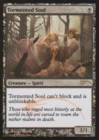 Tormented Soul - WPN Foil