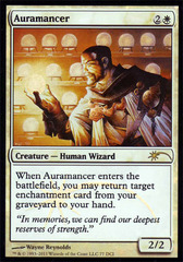 Auramancer - WPN Foil on Channel Fireball