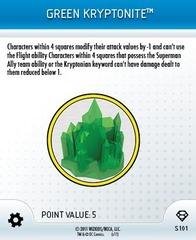Green Kryptonite (S101)
