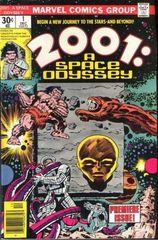 2001: A Space Odyssey 1 Beast Killer!
