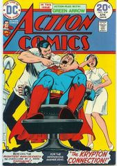 Action Comics 434 The Krypton Connection!