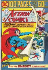 Action Comics 443 At Last! Clark Kent  Super Hero!