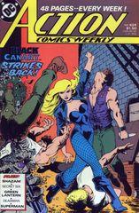 Action Comics 624 Faith! / Aryan Acres / The Sound Of A Silent Heart / Pin The Tail... / Wildwood / Knock Em Dead