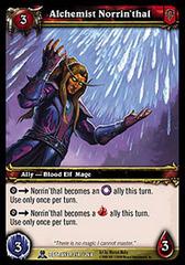 Alchemist Norrin'thal