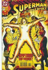 Action Comics 693 The Last Purge Of Krypton!