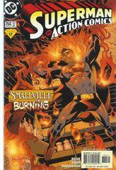Action Comics 764 Quiet After The Storm