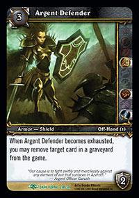 Argent Defender