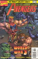 The Avengers Vol. 2 13 World War 3 Part 2: Winning And Losing