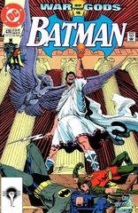 Batman 470 War Of The Gods Part 15: Of Gods And Men