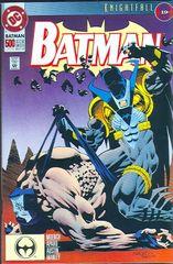 Batman 500 A Knightfall Part 19 / Dark Angel Part 1: The Fall