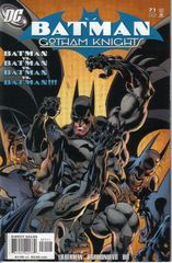 Batman: Gotham Knights 71 The Shape Of Things To Come Part 4