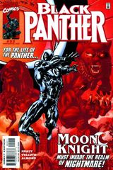 Black Panther Vol. 3 22 Nightmare