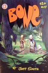 Bone 17 1st Print