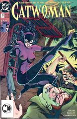 Catwoman Vol. 2  3 Life Lines Chapter 3: Shadow Of The Cat!