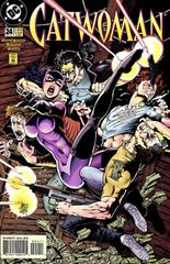 Catwoman Vol. 2 24 Family Ties Part 3: Vengeance And Vindication