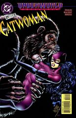 Catwoman Vol. 2 27 Underworld Unleashed Groddspell