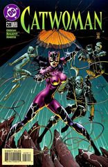 Catwoman Vol. 2 28 Larceny Loves Company