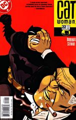 Catwoman Vol. 3 22 Wild Ride Part 3: Meanwhile