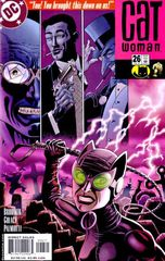 Catwoman Vol. 3 26 A Knife In The Dark