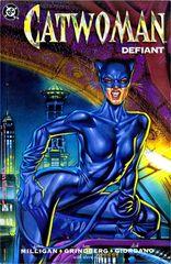 Batman: Catwoman Defiant